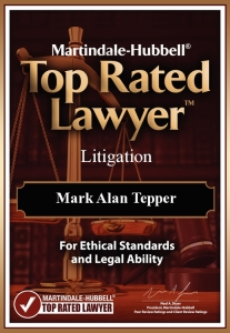Attorney Mark Tepper Awarded